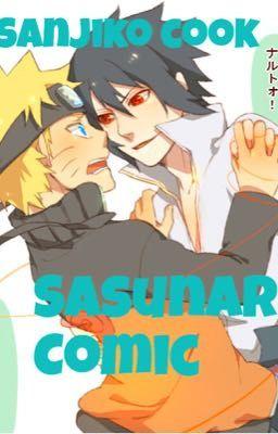 (SasuNaru) Comic