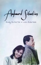 Awkward Situation (DUTERTE X ROBREDO) by melmanissano