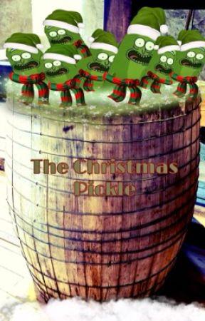 The Christmas Pickle ~Old German Folk Tale  by MarlyJeffreys63