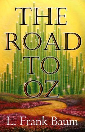 The Road to Oz by LFrankBaum