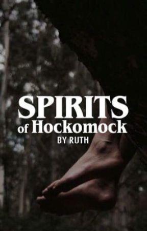 Spirits of Hockomock by rxthlessly