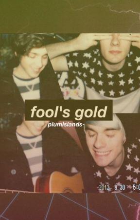 fool's gold ⻐ gawsten by plumislands-