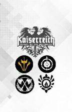 World Of Kaiserreich X RWBY: War On Remnant by RekoandCompany