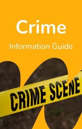 Profile Guide by crime