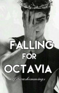  Falling for Octavia  cover