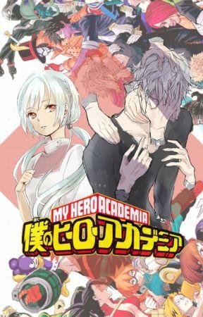 To Be a Hero | Boku no Hero Academia x OC by Nightblooming
