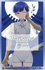 Murano  ムラーノ「Houseki no Kuni 宝石の国」 by VarelaDCampbell