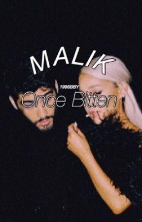 Once Bitten || Zariana by 1996bby