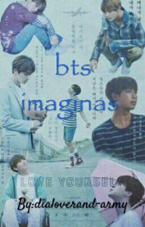 BTS IMAGINAS 😳 by dialoverand-army