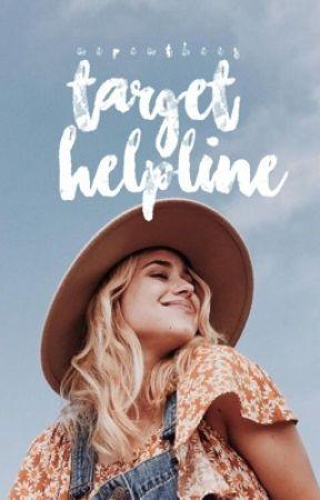 Target Helpline | ✓ by nepenthees