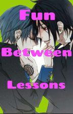 Sebastian X Ciel Oneshot- Fun Between Classes ;) by KawaiiPineapple123