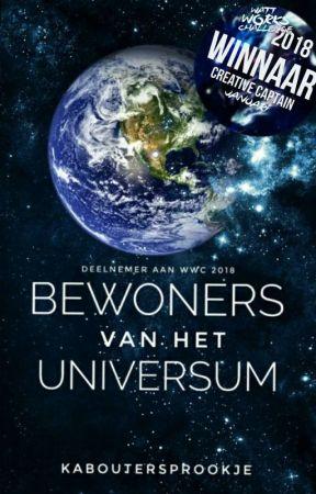 Bewoners van het Universum by kaboutersprookje
