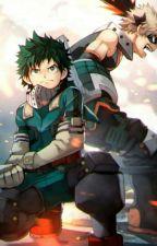 Boku no Hero Academia: Hiken No Deku (UNDER REVISION) by CesarDSizun
