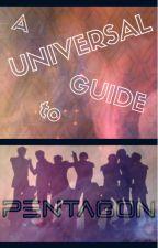A UNIVERSAL GUIDE TO PENTAGON by magazinejinho