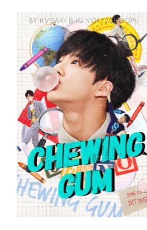 Chewing Gum ㅡ; Vkook by kvsaki
