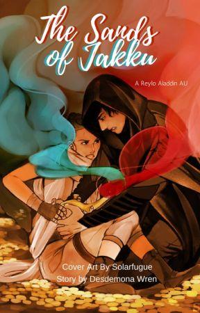 The Sands of Jakku by Wrensday