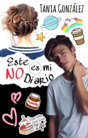 Este NO es mi Diario |Amor entre Diarios #1| by GirlKawaii290