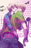 Dirty Hetalia Confessions cover