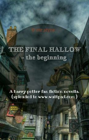 The Final Hallow - The Beginning. by styne1