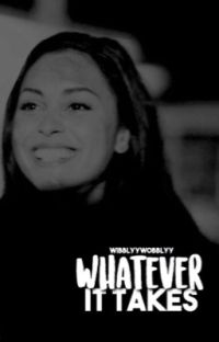 Whatever It Takes ↠ Newt [The Scorch Trials] ¹ cover