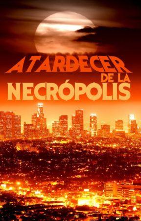 Atardecer de la necrópolis by FaroDeAlejandria
