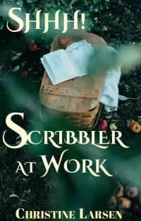 Shhh! Scribbler at Work cover