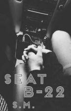 Seat B-22 • S.M. by mendesxsnow