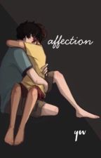 affection || reddie by ywheeler