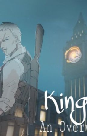 King's Row: An Overwatch Noir by ErmacReks