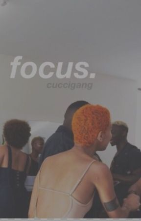 focus. by cuccigang