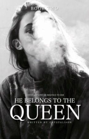 He Belongs To The Queen by crystal5466