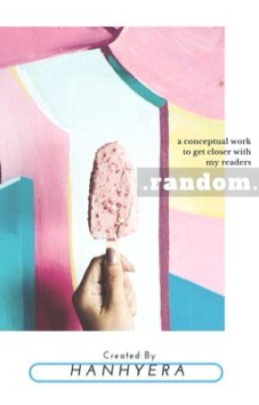 .random. by minmungie11