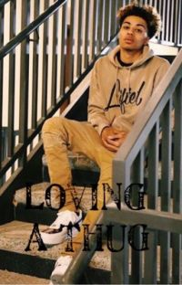 Loving A Thug (Lucas Coly) cover