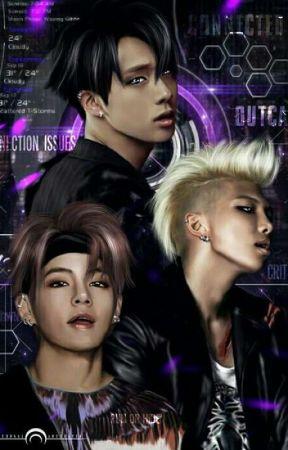 BTS OUTCAST by taegukcutee
