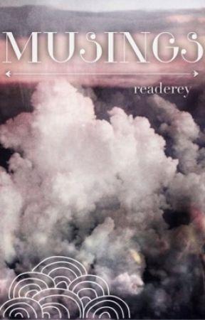 Musings by readerey