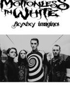 Miw boyxboy oneshots  by motionlessinfwhite