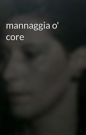 mannaggia o' core by MariolinaAvitabile