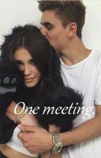 One meeting [Zawieszone] by _nkdka_