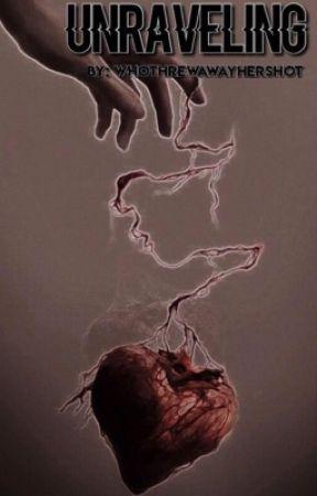 ~Jamilton~ Unraveling by whothrewawayhershot