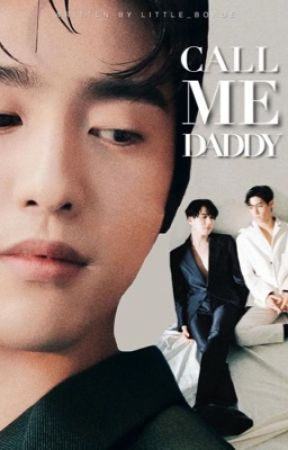 Call Me Daddy || JinGyeom by Little_Borde