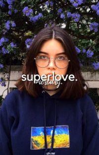 superlove.   LIAM GALLAGHER cover