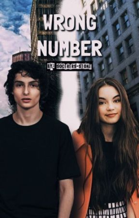 WRONG NUMBER ( FINN WOLFHARD ) by SOCERERS-STONE