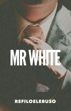Mr White by pennais