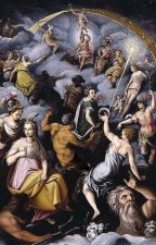 Dionysus dan Anastasia by Grummpykyu