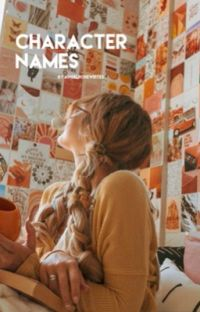 Character names  cover