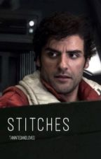 Stitches | Poe Dameron by taintedandloved