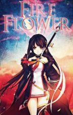 fire flower; leopold vermillion x oc [Black Clover] by jibblies
