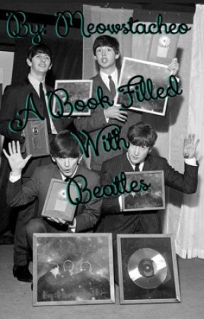 A Book Filled With Beatles 2.0 by Meowstacheo
