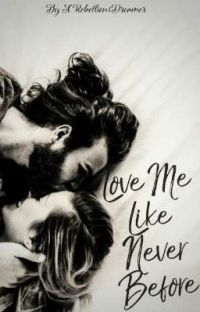 Love me like never before(√) cover