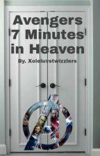 Avengers 7 Minutes in Heaven by XoieLuvsTwizzlers